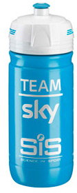 Elite Corsa 550ml Team Sky Water Bottle - Blue/White