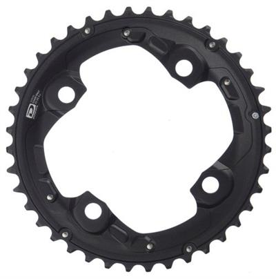 Shimano Deore M675 10 Speed 24 Tooth AM Chainring