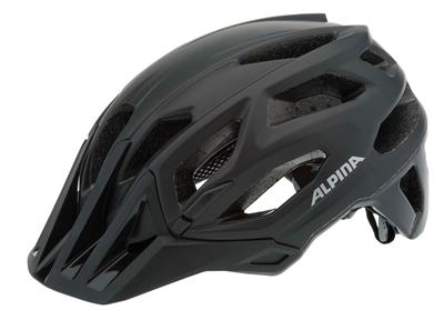 Alpina Garbanzo Helmet - Black - 53 - 57cm