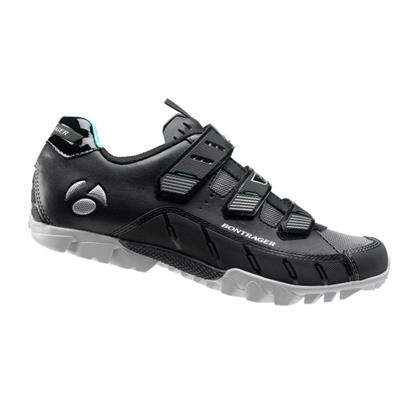 Bontrager Evoke 2015 Womens MTB Shoes - Black - 38
