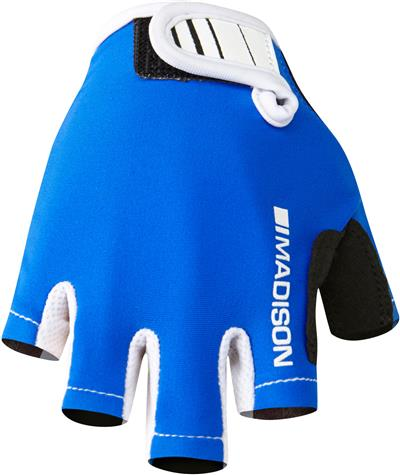 Madison Kids Tracker Mitts -  Blue