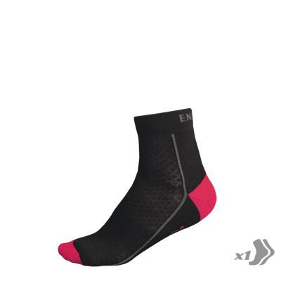 Endura Baa Baa Merino Womens Winter Socks (Single) - One Size - Pink