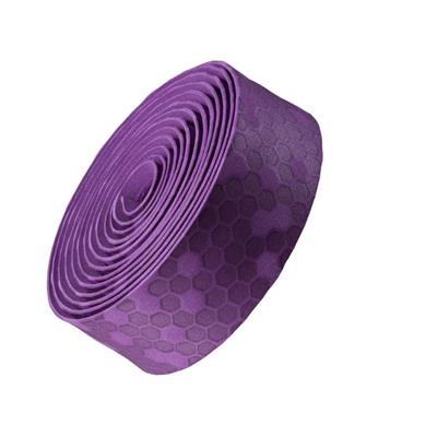 Bontrager Gelcork Bar Tape - Purple Lotus