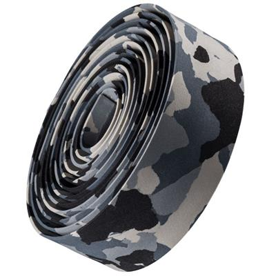 Bontrager Gelcork Bar Tape - Camo Grey