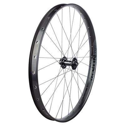 Trek Duroc MTB Disc Boost Front Wheel - Black