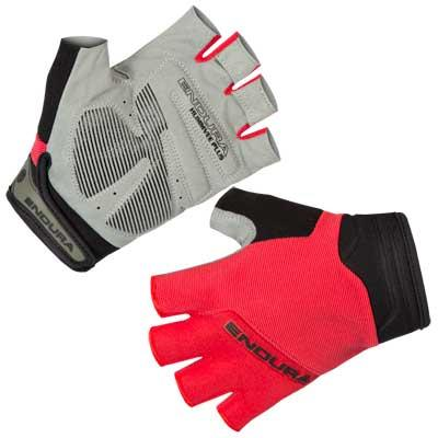 Endura Hummvee Plus II Mens Mitts - Red