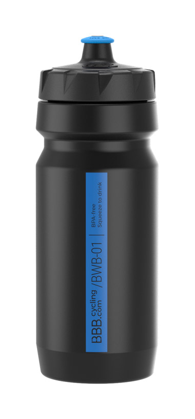 BBB Comptank Water Bottle 550ml - Black/Blue
