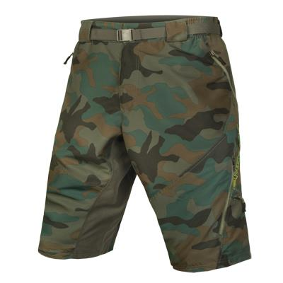 Endura Hummvee II Mens Baggy Shorts - Camo