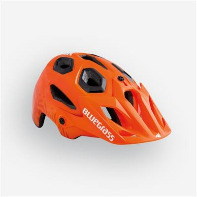 Bluegrass Golden Eyes MTB Helmet - Medium (56-59cm) - Orange