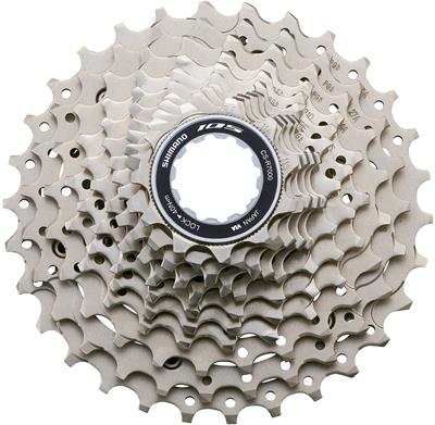 Shimano 105 R7000 11 Speed 11-28 Tooth Cassette