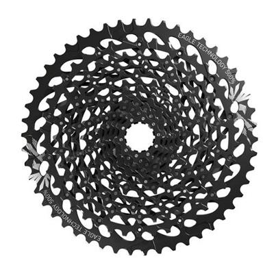 SRAM GX-1275 Eagle 12 Speed 10-50 Tooth Cassette - Black