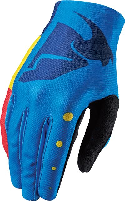 Thor Void Youth S17 Aktiv Gloves -  Blue