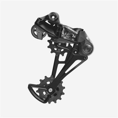 SRAM NX Eagle 12 Speed Single Rear Derailleur Long Cage - Black