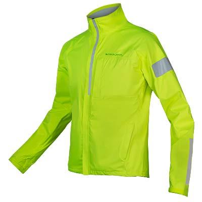 Endura Urban Luminite Mens Jacket - Hi-Viz Yellow