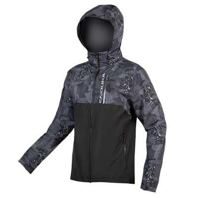 Endura Singletrack II Mens Jacket - Black