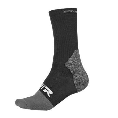 Endura MTR Winter Sock -  Black