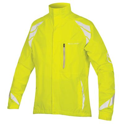 Endura Luminite DL Mens Jacket - Hi-Viz Yellow