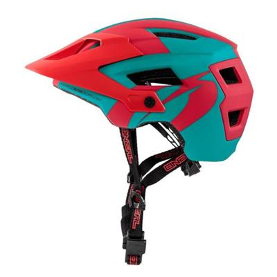 O'Neal Defender 2 Helmet - Teal/Red