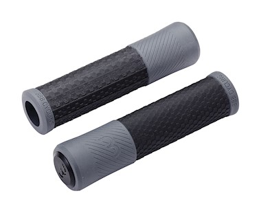 BBB Viper Grips 130mm - Black/Grey