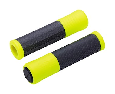 BBB Viper Grips 130mm - Black/Neon Yellow