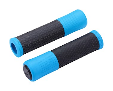 BBB Viper Grips 130mm - Black/Blue