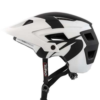 O'Neal Defender 2 Helmet - Small-Medium (54-58cm) - White/Black