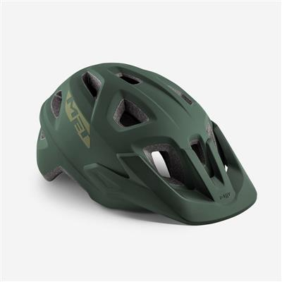 MET Echo 2019 MTB Helmet - Medium/Large (57 - 60cm) - Deep Green