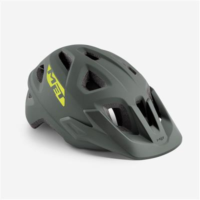 MET Echo 2019 MTB Helmet - Medium/Large (57 - 60cm) - Matt Grey
