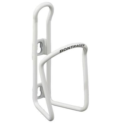 Bontrager 6mm Hollow Aluminium Bottle Cage - White