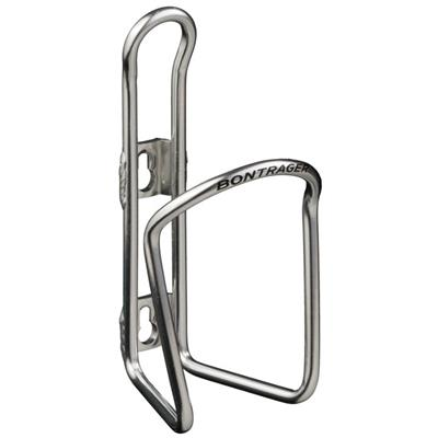 Bontrager 6mm Hollow Aluminium Bottle Cage - Silver