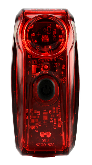 Smart Trail 80 USB 80 Lumen Rear Light