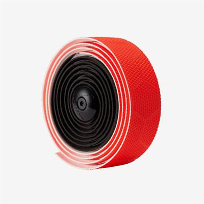 Fabric Hex Duo Bar Tape - Black/Red