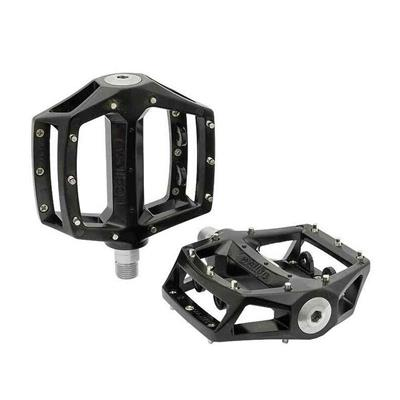 Wellgo LU987B Sealed Bearing Downhill Pedals - Black