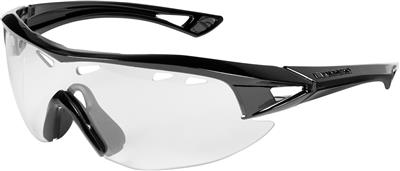 Madison Recon Clear Lens Glasses - Gloss Black