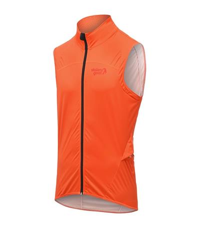 Stolen Goat Bodyline Gilet Mens - Orange