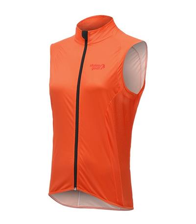 Stolen Goat Bodyline Gilet Womens - Orange