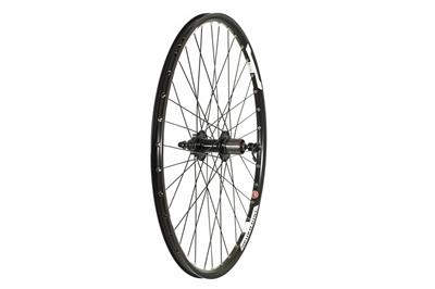 Raleigh 650B 8/11 Speed Mach 1 Neuro Cassette Rear Wheel Disc - Black