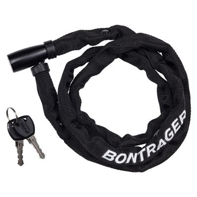 Bontrager (Abus) Comp 4mm Keyed Chain Lock 110cm