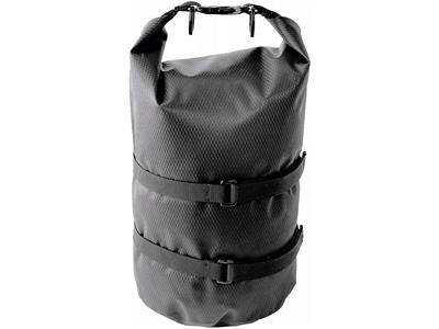 Merida Silex Gravel Cage and 5L Waterproof Bag - Black