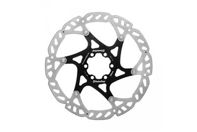 Swiss Stop Catalyst 6 Bolt Disc Rotor - 180mm