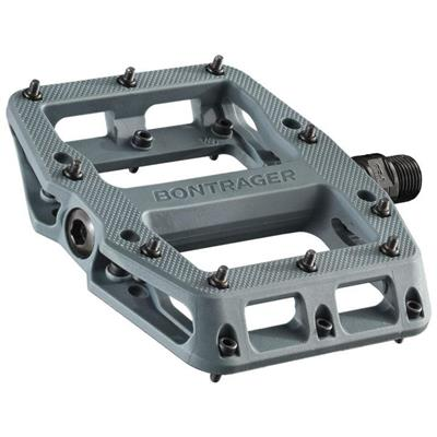 Bontrager Line Elite Sealed Bearing Nylon Flat MTB Pedals - Battleship Blue