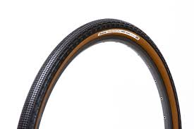 Panaracer Gravelking SK TLC Folding Tyre - 700 x 38c - Brown Wall