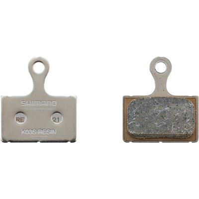 Shimano K03S Steel Backed Organic Brake Pads