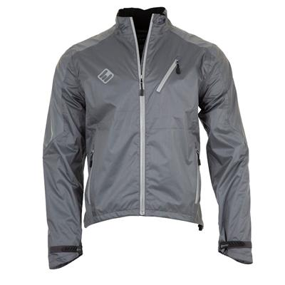 ETC. Arid Force 10 Mens Waterproof Jacket - Silver/Grey