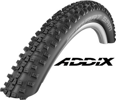 Schwalbe Smart Sam Performance DD Addix Folding Tyre - 29 x 2.25