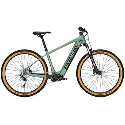 Focus Jarifa2 6.7 Nine 2021 - Mineral Green