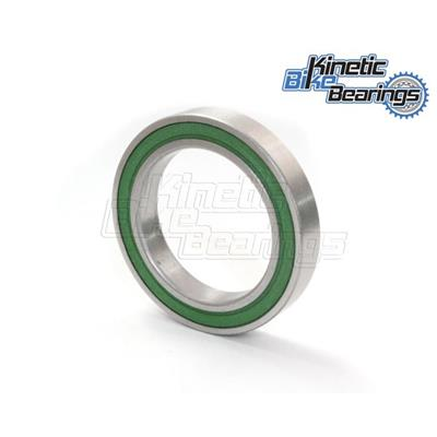 Kinetic Bearing 6806/29 2RS DUB Stainless Steel Sealed Bearing 29 x 42 x 7mm