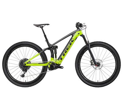 Trek Rail 9.7 2021 - Raw Carbon/Volt