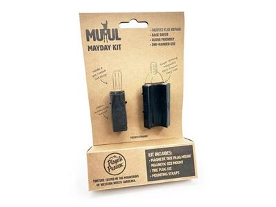 Muul Mayday Tubeless Repair Kit with Co2 Cartridge Mount