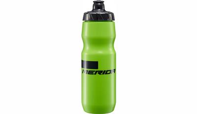Merida Water Bottle - Green/Black Stripe - 760cc